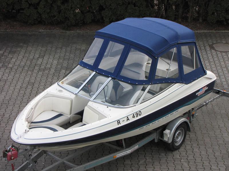Verdeck Bayliner 1750 LS Persenning 11