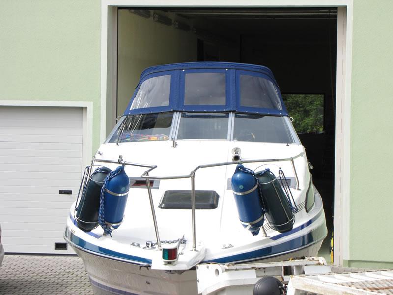 Verdeck Bayliner 2255 Persenning 10
