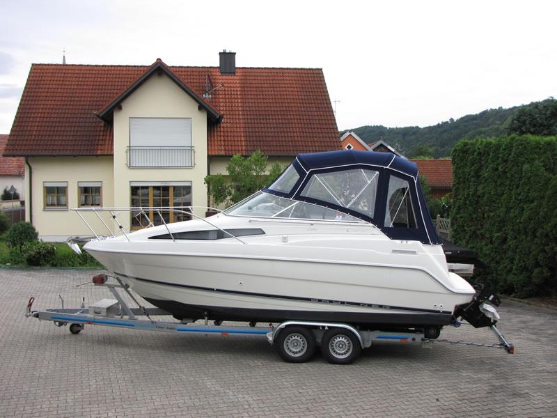 Verdeck Bayliner 2355 Persenning 03