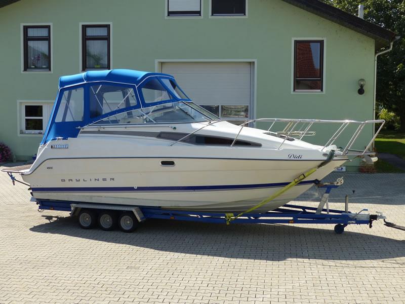 Verdeck Bayliner 2355 13