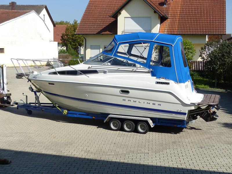 Verdeck Bayliner 2355 16