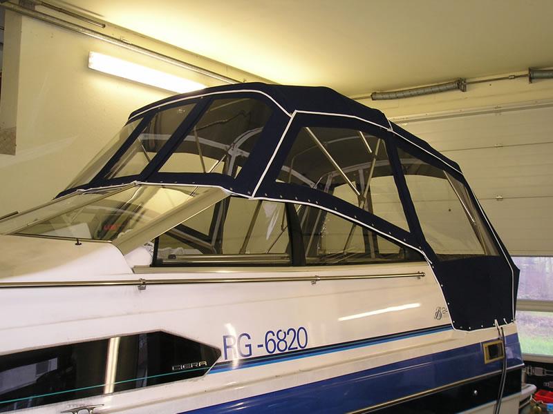 Verdeck Bayliner 2455 Persenning 02