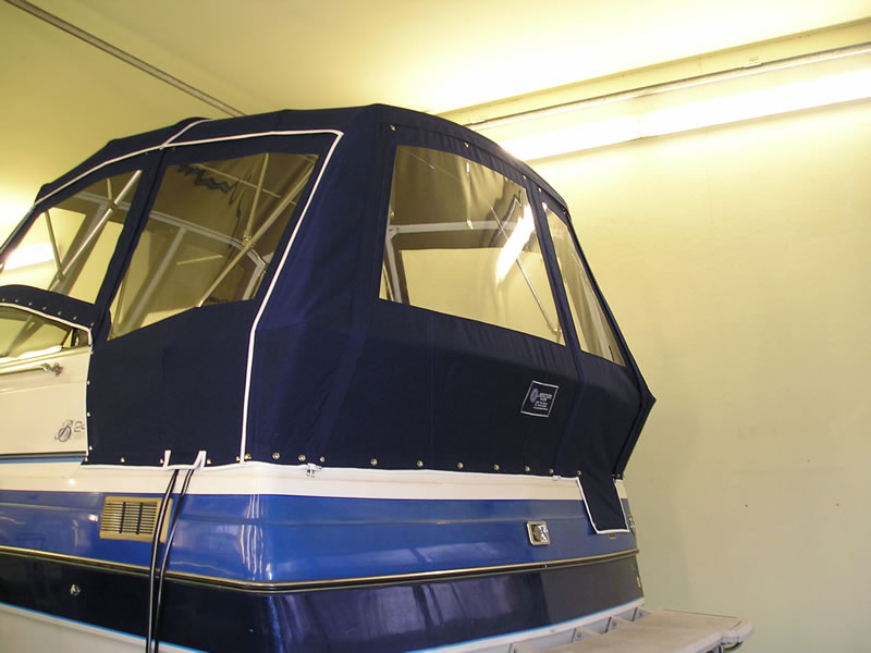 Verdeck Bayliner 2455 Persenning 03