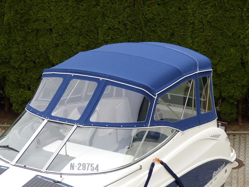 Verdeck Bayliner 265 Persenning 08