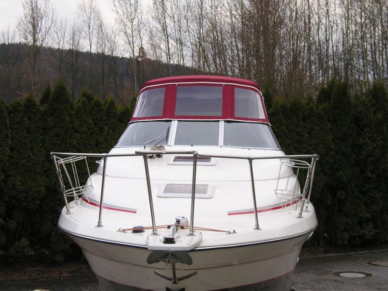 Bootsverdeck Bayliner 2755 Verdeck 08