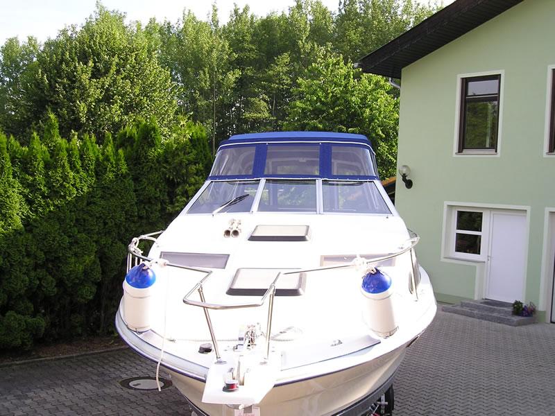 Verdeck Bayliner 2855 Persenning 09