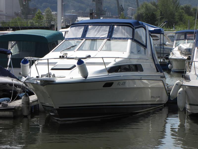Verdeck Bayliner 2855 Persenning 16