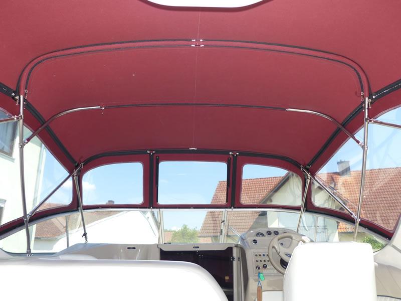 Verdeck Bayliner 2855 Bootsverdeck 23