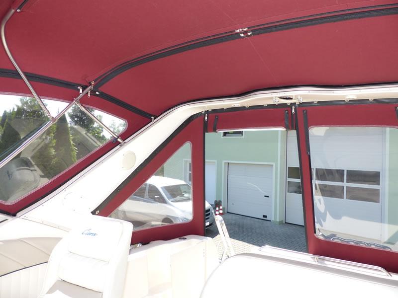 Verdeck Bayliner 2855 Bootsverdeck 27