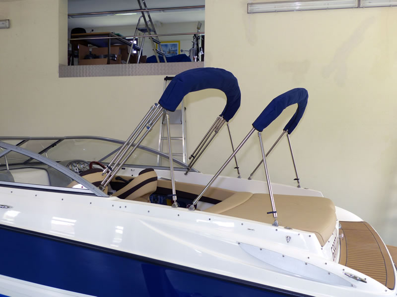 Verdeck Bayliner 652 Cuddy Bootsverdeck Persenning 24