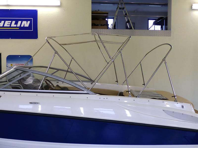 Verdeck Bayliner 652 Cuddy Bootsverdeck Persenning 31