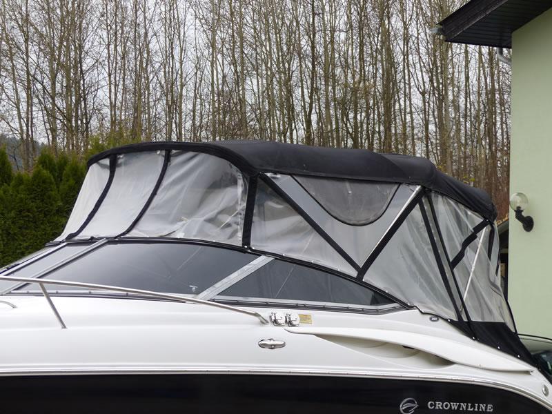 Altes Originalverdeck Crownline 250 CR zum Vergleich 03