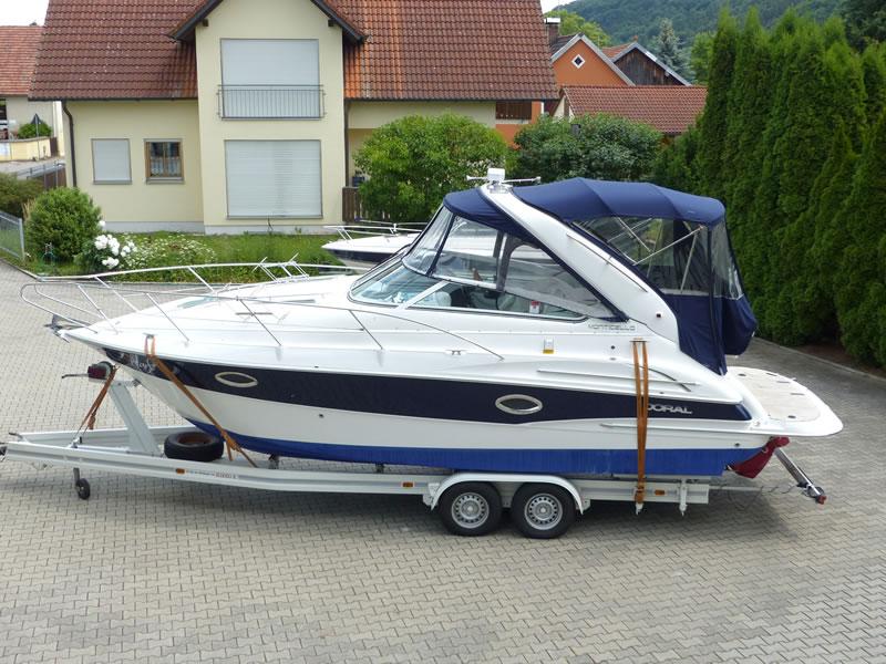 Altes Originalverdeck Doral 250SE 01