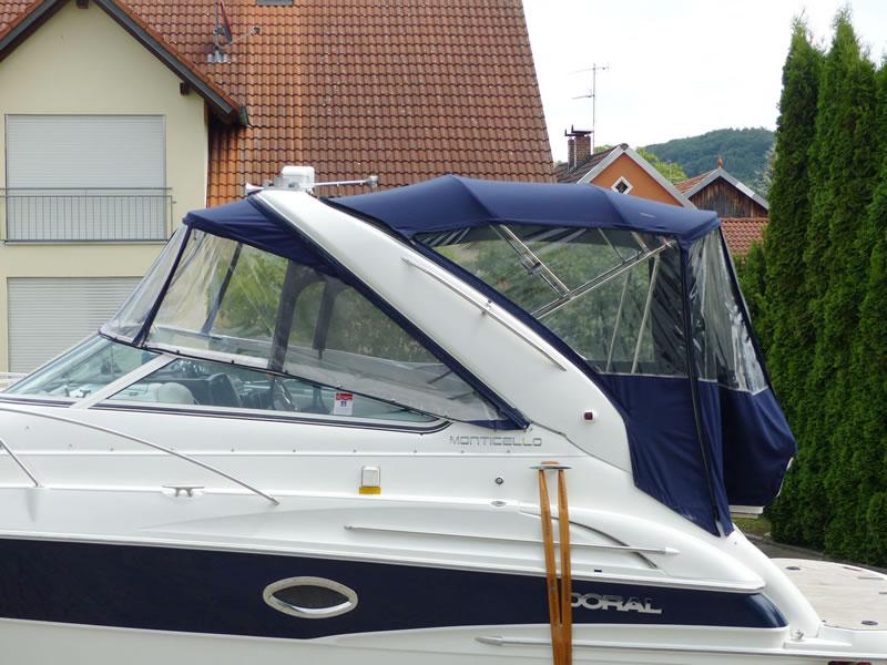 Altes Originalverdeck Doral 250SE 03