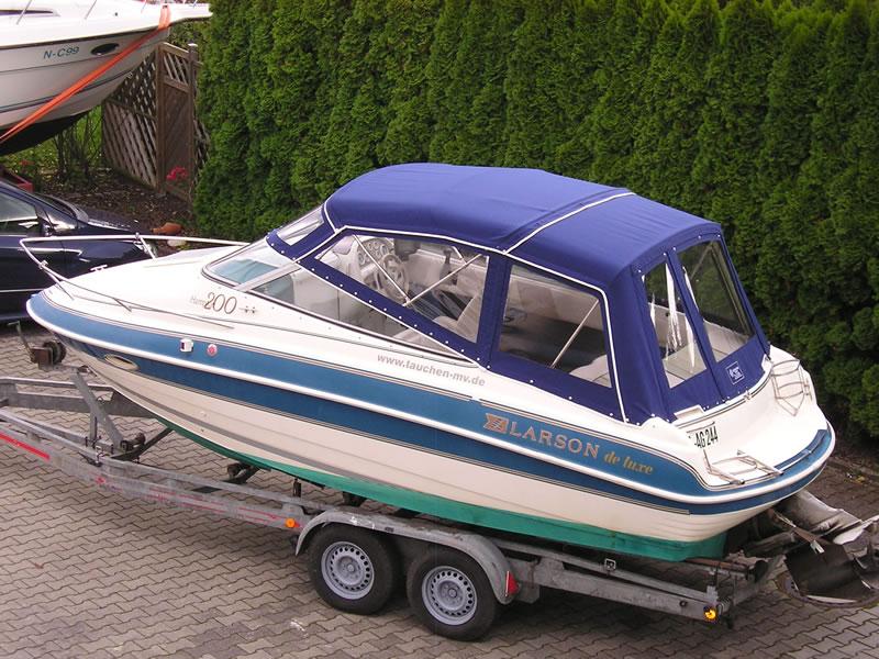 Verdeck Larson Hampton 200 Deluxe Persenning 01