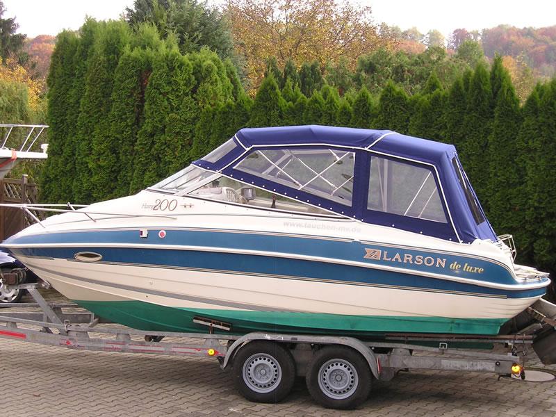 Verdeck Larson Hampton 200 Deluxe Persenning 03