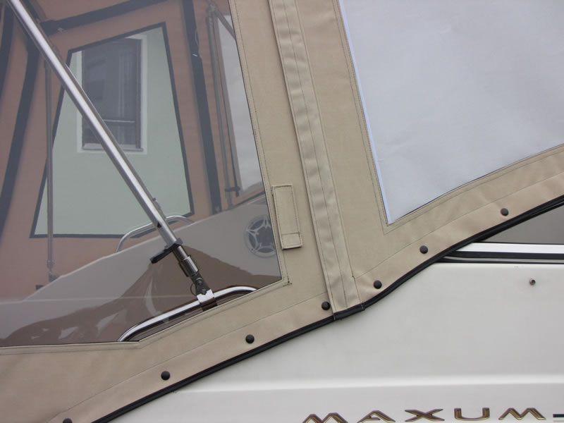 Verdeck Maxum 2400 SCR Persenning 15