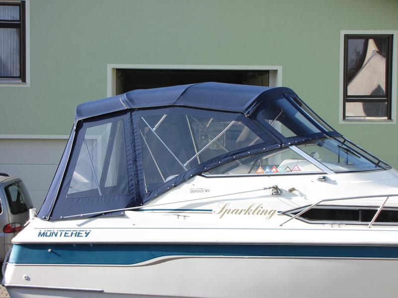 Verdeck Monterey 246 SEL Persenning 08