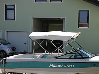Bimini MasterCraft Prostar 190 Sonnenverdeck 13