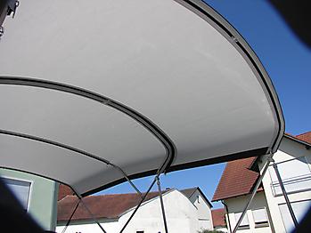 Bimini MasterCraft Prostar 190 Sonnenverdeck 18