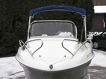 Bimini Quicksilver 555 WA Sonnenverdeck 10