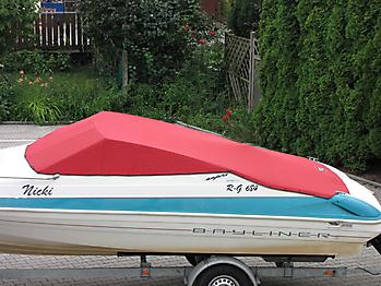 Persenning Bayliner 2052LX Capri Weathermax 80 Bootspersenning 02