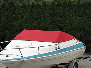 Persenning Bayliner 2052LX Capri Weathermax 80 Bootspersenning 06