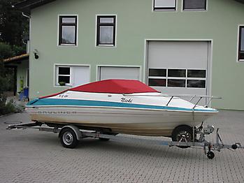 Persenning Bayliner 2052LX Capri Weathermax 80 Bootspersenning 07