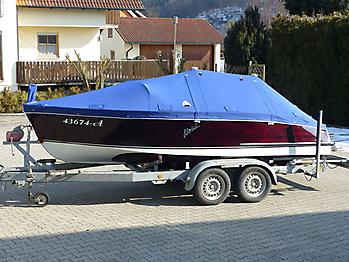 Persenning Boesch 500 Amalfi Bootspersenning 03