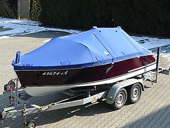 Persenning Boesch 500 Amalfi Bootspersenning 04