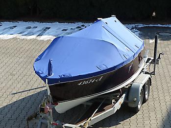 Persenning Boesch 500 Amalfi Bootspersenning 05