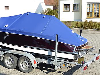 Persenning Boesch 500 Amalfi Bootspersenning 09