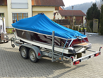 Persenning Boesch 500 Amalfi Bootspersenning 21