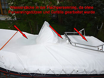 Ganzpersenning Formenti ZAR 53 Vollpersenning 17
