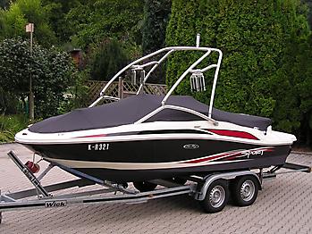 Persenning Sea Ray 185 Sport Bootspersenning 03