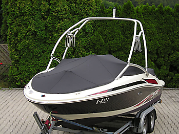 Persenning Sea Ray 185 Sport Bootspersenning 04