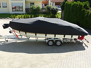 Persenning Sea Ray 250 Sun Sport Ganzpersenning 01