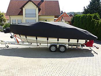 Persenning Sea Ray 250 Sun Sport Ganzpersenning 02
