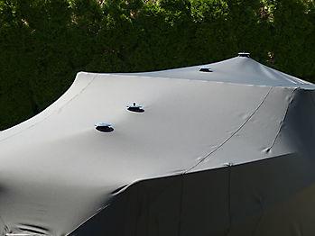 Persenning Sea Ray 250 Sun Sport Ganzpersenning 05