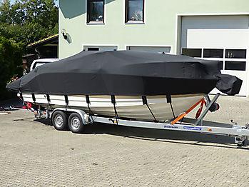 Persenning Sea Ray 250 Sun Sport Ganzpersenning 06