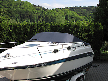 Persenning Sea Ray 250 Sundancer Bootspersenning 06