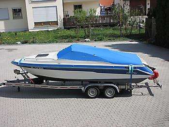 Persenning Sea Ray Seville 20 Bootspersenning  01