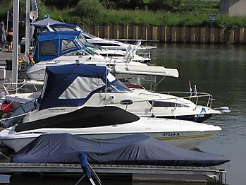 Verdeck Aqualine 750 Persenning  12