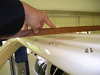 Verdeck Aqualine 750 Persenning  18