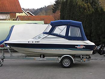 Verdeck Bayliner 1750 LS Persenning 03