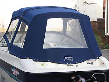 Verdeck Bayliner 1750 LS Persenning 05
