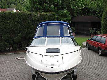 Verdeck Bayliner 2052 Persenning 08