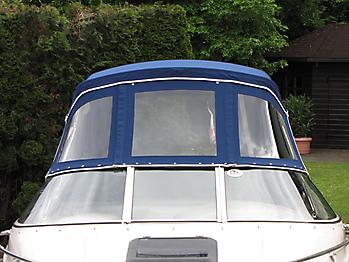 Verdeck Bayliner 2052 Persenning 09