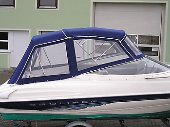 Verdeck Bayliner 2052 LS Persenning 07