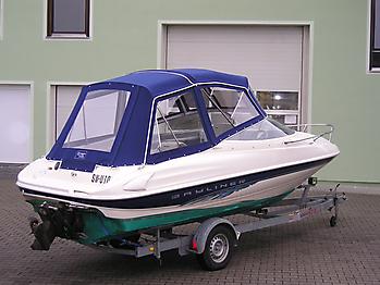 Verdeck Bayliner 2052 LS Persenning 08